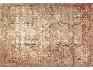 Alhambra 6645c Ivory-Red