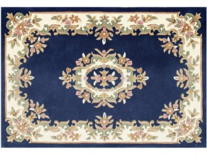 Royal Aubusson Blue