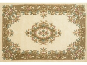 Royal Aubusson Cream-Beige