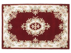 Royal Aubusson Red