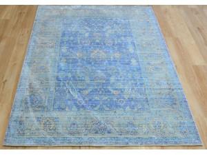 Aqua Silk E309B Blue-Light Blue